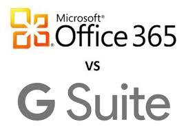 Office 365 vs G Suite - Lipani Technologies LLC
